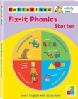 Fix-it Phonics - Starter Level : Activity Book No.1 - Book