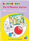 Fix-It Phonics - Starter Level - Resource Pack - Book