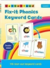 Fix-it Phonics - Level 2 - Keyword Cards (2nd Edition) - Book