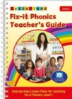 Fix-it Phonics - Level 1 - Teacher's Guide (2nd Edition) - Book