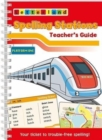 Spelling Stations 1 - Teacher's Guide - Book