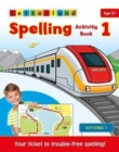 Spelling Activity Book 1 - Book
