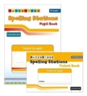 Spelling Stations 1 - Pupil Pack - Book