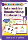 Interactive Handwriting Flashcards - Book