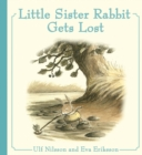 Little Sister Rabbit Gets Lost - Book