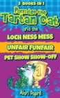 Porridge the Tartan Cat Books 4 to 6 : Loch Ness Mess, Unfair Funfair, Pet Show Show-Off - eBook