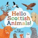 Hello Scottish Animals - Book