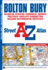 Bolton & Bury A-Z Street Atlas - Book