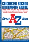 Chichester & Bognor Street Atlas - Book