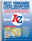 West Yorkshire Street Atlas - Book