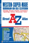 Weston-super-Mare A-Z Street Atlas - Book