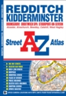Redditch Street Atlas - Book