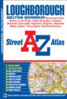 Loughborough A-Z Street Atlas - Book