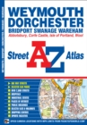 Weymouth and Dorchester A-Z Street Atlas - Book