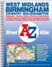 West Midlands A-Z Street Atlas (spiral) - Book