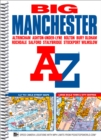 Manchester Big A-Z Street Atlas - Book