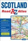 Scotland Road Atlas - Book