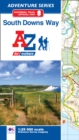 South Downs Way Adventure Atlas - Book
