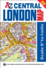 London Central Map - Book