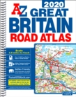 Great Britain Road Atlas 2020 (A4 Spiral) - Book