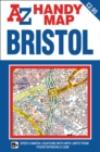 Bristol Handy Map - Book