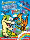Magic Painting: Dinosaurs - Book