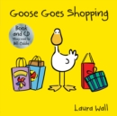 Goose Goes Shopping (book&CD) - Book