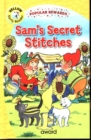 Sam's Secret Stitches - Book