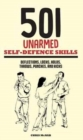501 Unarmed Self-Defence Skills : Deflections, Locks, Holds, Throws, Punches and Kicks - Book