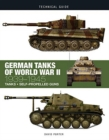 German Tanks of World War II : 1939-1945 - Book