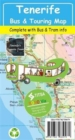Tenerife Bus & Touring Map - Book