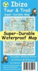 Ibiza Tour & Trail Super-Durable Map - Book