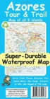 Azores Tour & Trail Super-Durable Map - Book