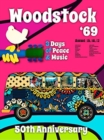 Woodstock '69 - 50th Anniversary - Book