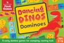 Dancing Dinos Dominoes - Book