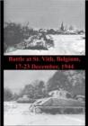 Battle At St. Vith, Belgium, 17-23 December, 1944 [Illustrated Edition] - eBook