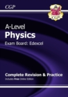 A-Level Physics: Edexcel Year 1 & 2 Complete Revision & Practice with Online Edition - Book
