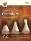 A-Level Chemistry for AQA: Year 2 Student Book with Online Edition - Book
