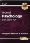 AS and A-Level Psychology: AQA Complete Revision & Practice with Online Edition - Book