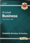 AS and A-Level Business: AQA Complete Revision & Practice (with Online Edition) - Book