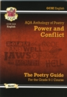 GCSE English Literature AQA Poetry Guide: Power & Conflict Anthology - for the Grade 9-1 Course - Book