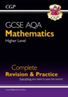 GCSE Maths AQA Complete Revision & Practice: Higher - Grade 9-1 Course (with Online Edition) - Book