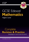 GCSE Maths Edexcel Complete Revision & Practice: Higher - Grade 9-1 Course (with Online Edition) - Book