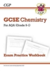 Grade 9-1 GCSE Chemistry: AQA Exam Practice Workbook - Higher - Book