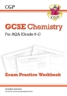 Grade 9-1 GCSE Chemistry: AQA Exam Practice Workbook (with answers) - Book
