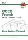 GCSE French Exam Practice Workbook - for the Grade 9-1 Course (includes Answers) - Book