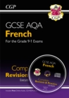 GCSE French AQA Complete Revision & Practice (with CD & Online Edition) - Grade 9-1 Course - Book
