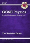 Grade 9-1 GCSE Physics: OCR Gateway Revision Guide with Online Edition - Book