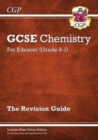 Grade 9-1 GCSE Chemistry: Edexcel Revision Guide with Online Edition - Book