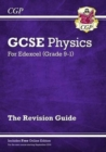 Grade 9-1 GCSE Physics: Edexcel Revision Guide with Online Edition - Book